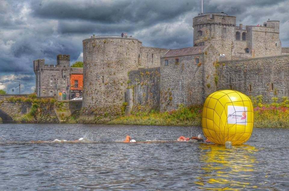 King Johns Castle Thomond Swim