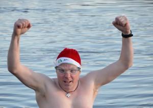 Christmas holiday swimming/club news