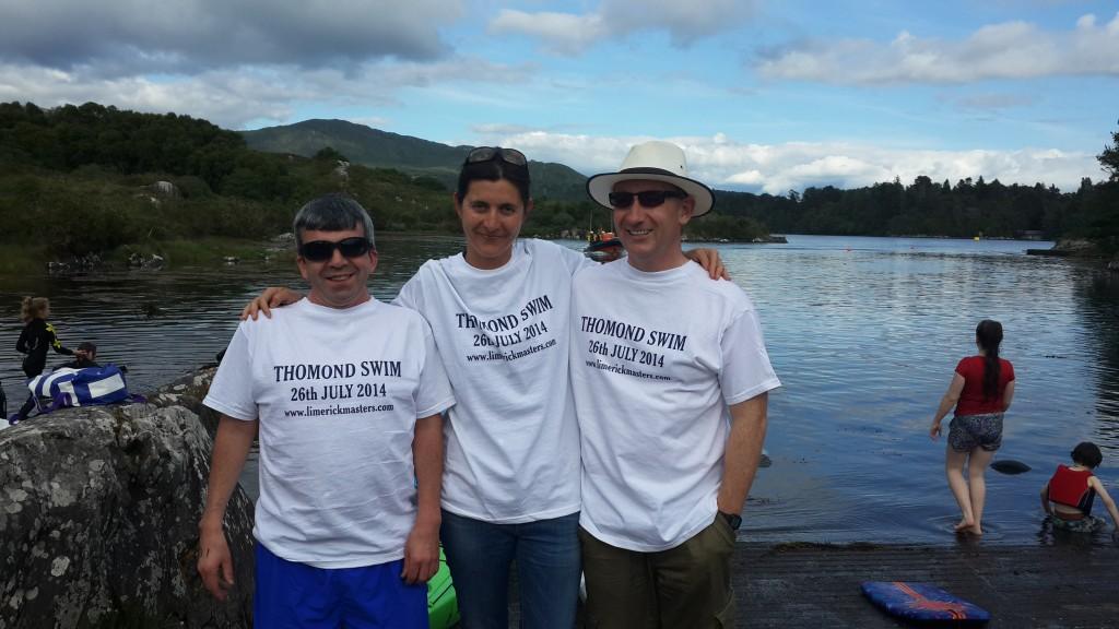 Garnish Island Swim/open water club news