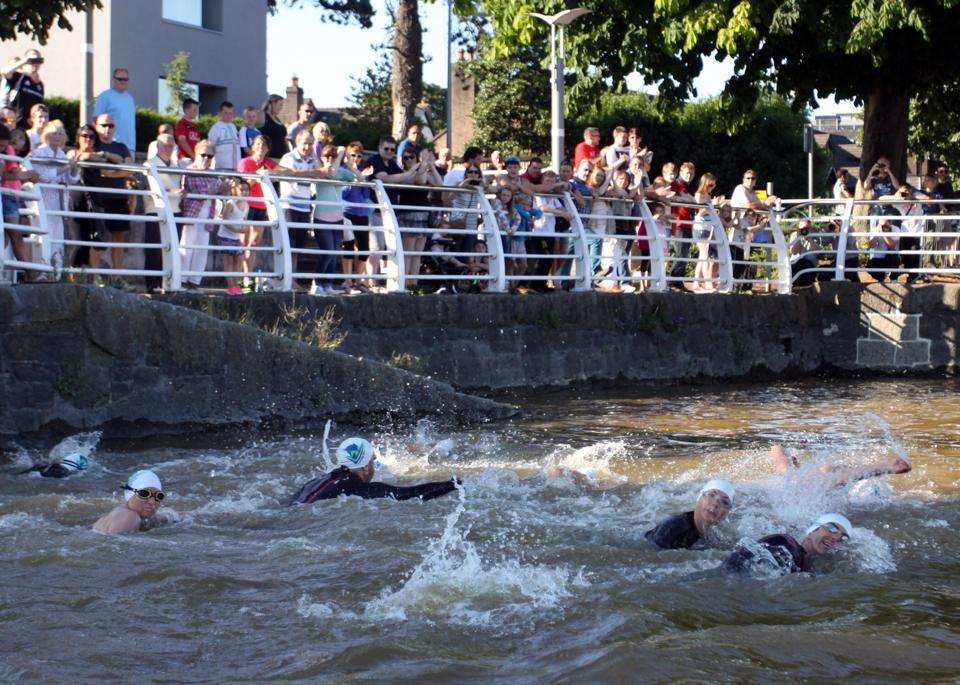 Thomond Swim Report/thomond swim club news